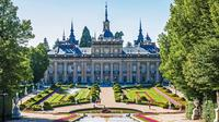 Segovia and La Granja Royal Residence with Alcazar Entrance from Madrid