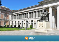 Viator VIP: Early Access to Museo del Prado with Reina Sofia