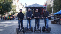 Segway Tour in Prague: Letna park Route with GoPro Video