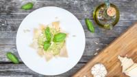 Italian Cooking Lesson with Wine Tasting in a Rustic Vineyard