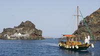 Captain Lambros Traditional Santorini Private Cruise with Meal and Drinks