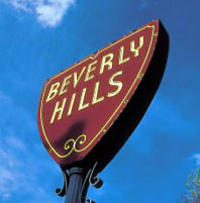 Combination Los Angeles City Tour and Shopping at the Beverly Center