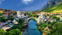 Mostar and Medjugorje Private Tour from Split