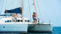 Half-Day Catamaran Rental in Santa Maria