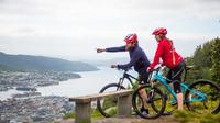 Mountain Bike Rental at Mount Floyen