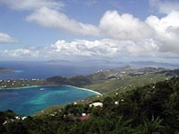 St. Thomas Island Tour and Shopping