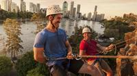 Abseiling the Kangaroo Point Cliffs in Brisbane image 1