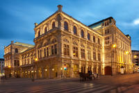 Vienna State Opera House Mozart Concert in Historical Costumes