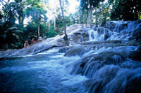 Dunns River Falls and Ocho Rios Shopping Tour