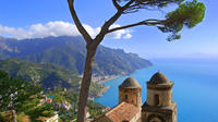 Private Tour: Pompeii, Amalfi and Ravello Day Tour with Cruise Port or Hotel Transport  Private Car Transfers