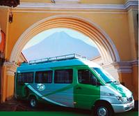 Shuttle from Antigua to Guatemala City