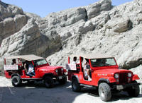 San Andreas Fault Small-Group Jeep Tour from Palm Springs