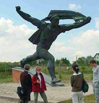 Budapest Hammer and Sickle Tour
