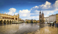 Krakow Small-Group Walking Tour: Old Town, Kazimierz and Wawel Hill