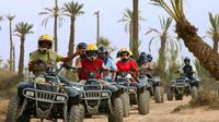 Full-Day Quad Biking Camel Riding in the Palm Groves of Marrakech