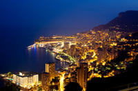 Monaco Night Tour from Cannes