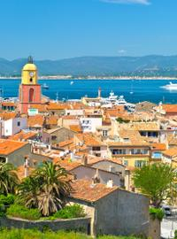 Private Day Trip: Saint Tropez by Minivan from Nice