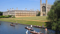 Full-Day Cambridge Tour From Bournemouth