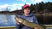 Private Full-Day Fishing on Stromsholms Canal