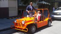 Self-Guided Hollywood Tour in a Moke Electric Car Rental