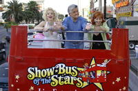 Las Vegas Double-Decker Bus of the Stars