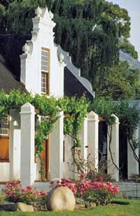 3 Day Cape Town Winelands Short Break Package