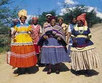 Mountain Splendor -The Kingdom of Lesotho