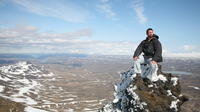 Full-Day Hike to top of Mt Snaefell from Laugarfell