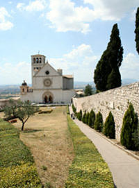 Assisi and Orvieto Day Trip from Rome