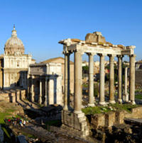Imperial Rome Afternoon Tour