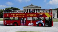 Panoramic Hop-On Hop-Off Tour of Munich by Double-Decker Bus