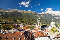 Private Departure Transfer: Hotel to Innsbruck Airport