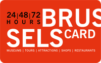 Passe Brussels Card - Bruxelles -