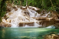 Falmouth Shore Excursion: Dunn's River Falls and Horseback Riding Combination Tour