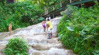Koniko Falls and Shopping in Ochi from Runaway Bay