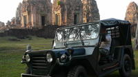 Beng Mealea Temple and Floating Village Day Trip from Siem Reap by Jeep