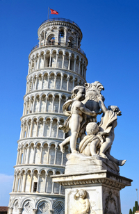 Pisa Walking Tour Including Skip-the-Line Leaning Tower of Pisa Ticket