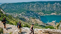 Hiking: The Ladder of Kotor