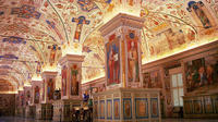 Small-Group Tour: Vatican Museums, Sistine Chapel, and St. Peters Basilica