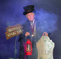 Haunted Vegas Tour and Show