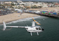 Los Angeles Beach Cities Helicopter Flight