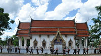 Private Full-Day Real Bangkok Tour including Lunch