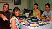 Private Home Dinner with a Thai Family in Bangkok