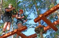 Aerial Park Adventure in the Okanagan