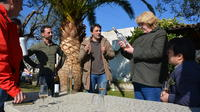 French Riviera Wine Tasting Tour and Lunch with Transport from Nice