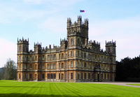Downton Abbey Day Trip with Christ Church College Tour in Oxford