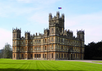 Excursion à Downton Abbey et à Oxford au départ de Londres, le château de Incluant Highclere - Londres -