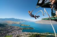 Queenstown Ledge Urban Bungy Jump, Queenstown Adventure & Extreme Sports
