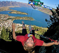 The Ledge - Queenstown's Sky Swing, Queenstown Adventure & Extreme Sports
