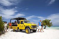 Baby Beach Jeep Adventure image 1